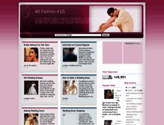 allfashion4us.blogspot.com screenshot