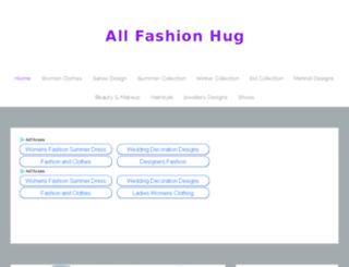 allfashionhug.com screenshot