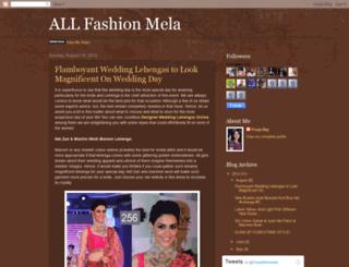 allfashionmela.blogspot.in screenshot