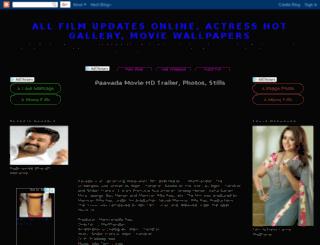 allfilmupdates.blogspot.com screenshot