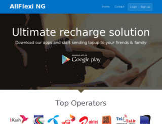 allflexi-ng.com screenshot