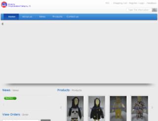 allflycn.com screenshot
