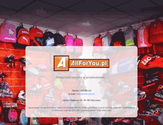 allforyou.pl screenshot