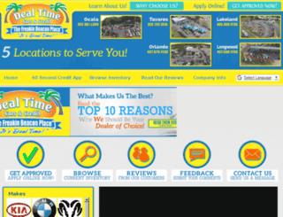 allfreakinbeacons.com screenshot