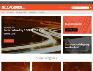 allfuses.com screenshot