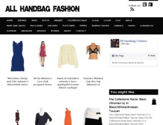 allhandbagfashion.com screenshot