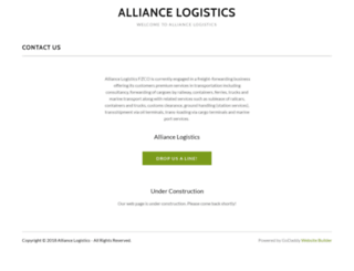 alliance.net screenshot