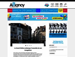 alliancy.fr screenshot