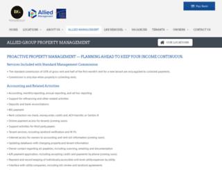 allied.management screenshot