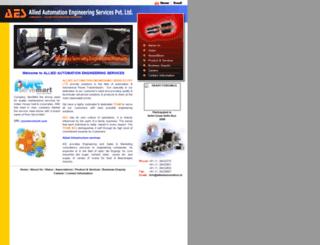 alliedautomation.in screenshot