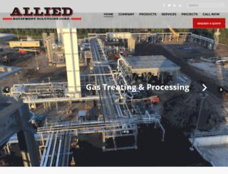 alliedeq.com screenshot