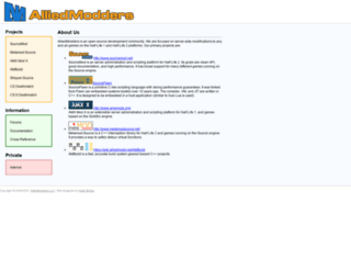 alliedmods.net screenshot