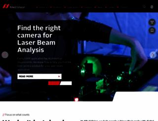 alliedvisiontec.com screenshot