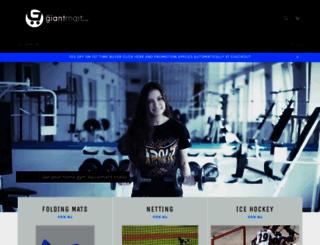 allinallsports.com screenshot