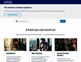 allinclusive-vacations.com screenshot