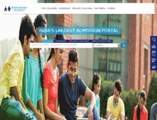 allindiaadmission.co.in screenshot