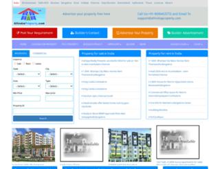 allindiaproperty.com screenshot