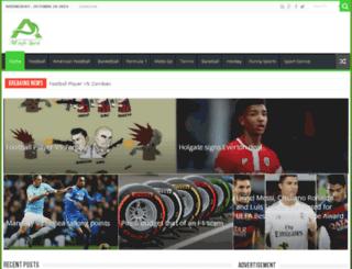 allinfosport.com screenshot