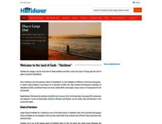 allinharidwar.com screenshot