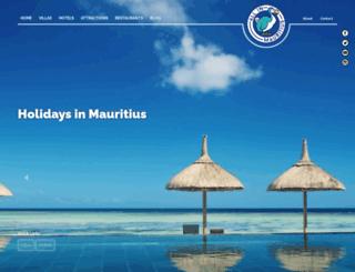 allinmauritius.com screenshot