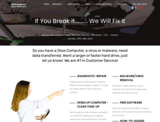 allinonecomputer.com screenshot