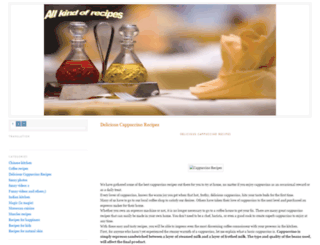 allkindofrecipes.blogspot.com screenshot