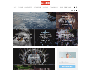 alllinn.com screenshot