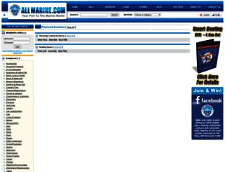 allmarine.com screenshot