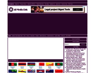 allmedialink.com screenshot