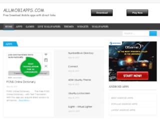 allmobiapps.com screenshot