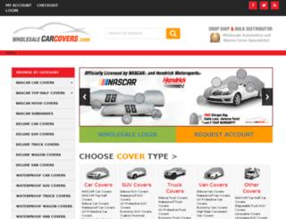 allmotorcyclecovers.com screenshot