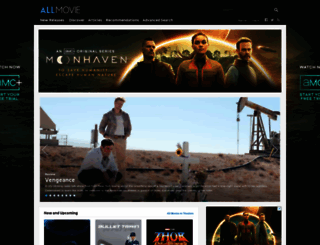 allmovie.com screenshot