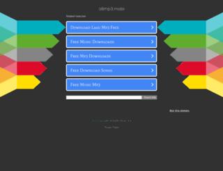 allmp3.mobi screenshot