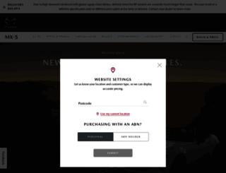 allnewmazdamx5.com.au screenshot