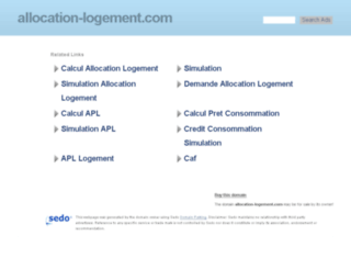 allocation-logement.com screenshot