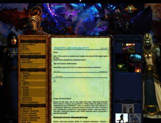 allods-online.pl screenshot