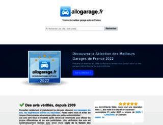 allogarage.fr screenshot
