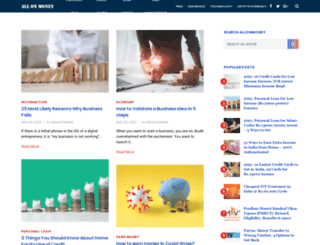 allonmoney.com screenshot
