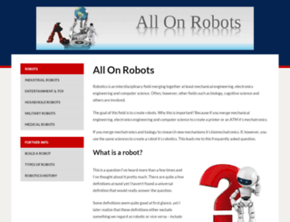 allonrobots.com screenshot