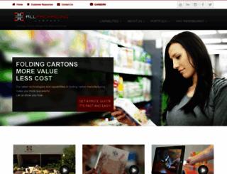 allpack.com screenshot