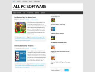 allpcsoftware.com screenshot