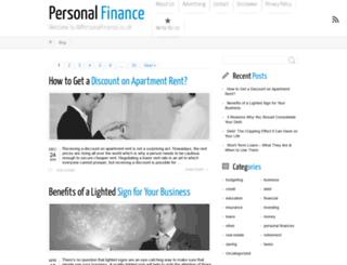 allpersonalfinance.co.uk screenshot