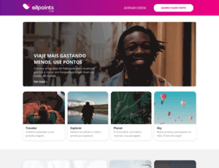allpoints.com.br screenshot
