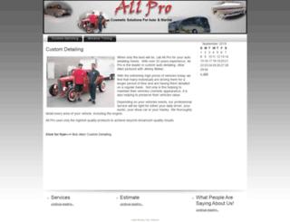 allprobumper.com screenshot