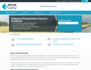 allprodriving.com screenshot