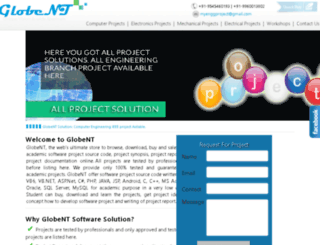 allprojectsolution.com screenshot