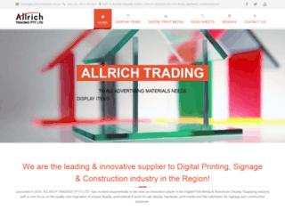 allrich-sa.co.za screenshot