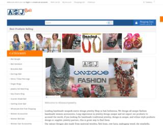 allseasonjewelry.com screenshot