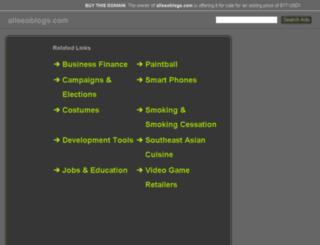 allseoblogs.com screenshot