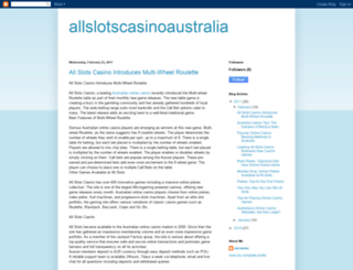 allslotscasinoaustralia.blogspot.com screenshot